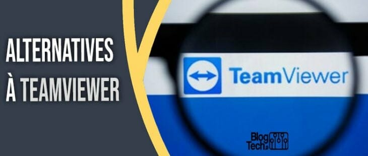 Alternatives à TeamViewer