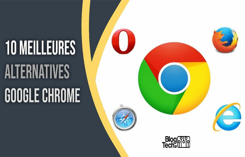 alternatives Google Chrome
