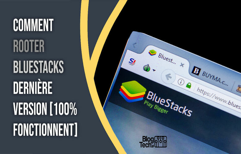 rooter BlueStacks