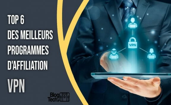 programmes d'affiliation VPN