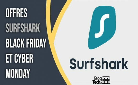 SurfShark Black Friday