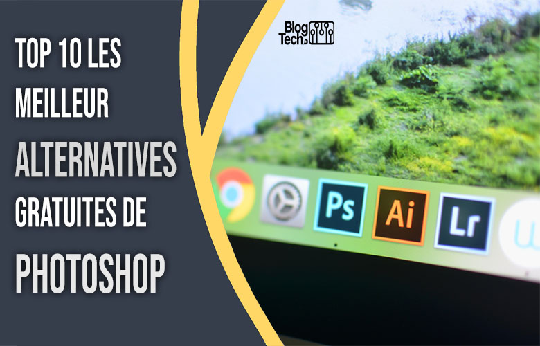 alternatives gratuites de Photoshop